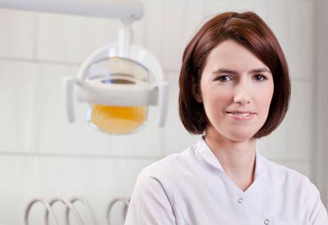 Asystentka stomatologiczna Agnieszka Golec